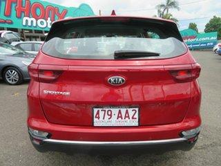 2019 Kia Sportage QL MY19 Si 2WD Red 6 Speed Sports Automatic Wagon