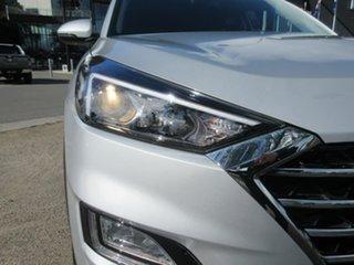 2019 Hyundai Tucson TL3 Elite Silver Automatic Wagon