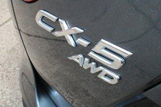 2012 Mazda CX-5 Maxx Sport (4x4) Grey 6 Speed Automatic Wagon