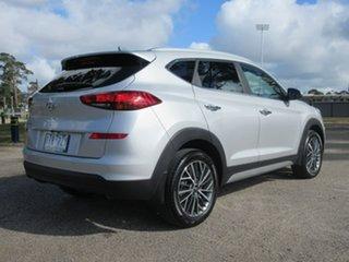 2019 Hyundai Tucson TL3 Elite Silver Automatic Wagon.