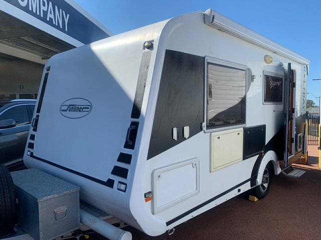 Used Sunliner Holiday St James, 2010 Sunliner Holiday White Caravan
