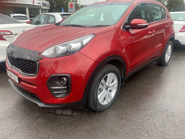 Used Kia Sportage QL MY16 Si 2WD, 2016 Kia Sportage QL MY16 Si 2WD Red 6 Speed Sports Automatic Wagon