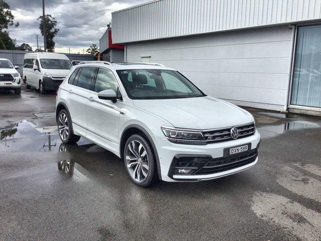 Used Volkswagen Tiguan 5N MY18 162TSI DSG 4MOTION Highline, 2018 Volkswagen Tiguan 5N MY18 162TSI DSG 4MOTION Highline White 7 Speed