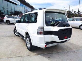 2020 Mitsubishi Pajero NX MY20 GLX White 5 Speed Sports Automatic Wagon.