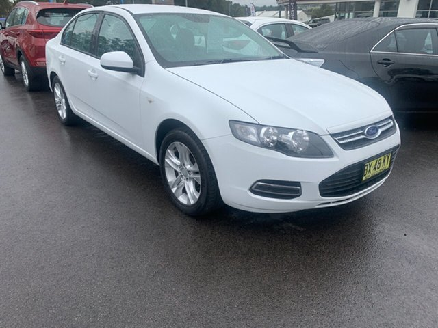 Used Ford Falcon FG MkII XT, 2013 Ford Falcon FG MkII XT White 6 Speed Sports Automatic Sedan