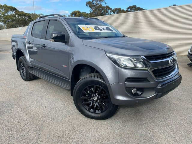 Used Holden Colorado RG MY17 Z71 Pickup Crew Cab, 2016 Holden Colorado RG MY17 Z71 Pickup Crew Cab Grey 6 Speed Sports Automatic Utility