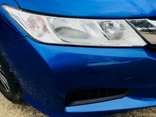 2014 Honda City GM MY14 VTi Blue 1 Speed Constant Variable Sedan