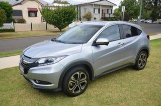2016 Honda HR-V VTi-L Silver Continuous Variable Wagon