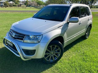 2016 Suzuki Grand Vitara JB Navigator 2WD Silver 4 Speed Automatic Wagon.