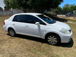 2009 Nissan Tiida C11 MY07 ST 6 Speed Manual Sedan.