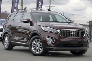 2016 Kia Sorento UM MY16 Si AWD Tornado Red 6 Speed Sports Automatic Wagon.