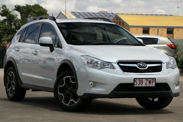 Used Subaru XV G4X MY12 2.0i-L Lineartronic AWD, 2012 Subaru XV G4X MY12 2.0i-L Lineartronic AWD White 6 Speed Constant Variable Wagon