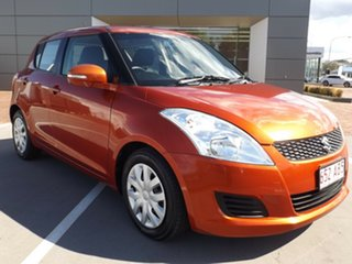 2013 Suzuki Swift FZ GL 4 Speed Automatic Hatchback.