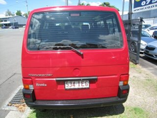 2003 Volkswagen Kombi 70C Red 5 Speed Manual Van