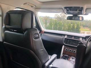 2015 Land Rover Range Rover LG MY15.5 Vogue SE SDV8 Grey 8 Speed Automatic Wagon