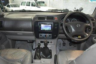 2003 Nissan Patrol GU III ST-L (4x4) Gold 5 Speed Manual Wagon.