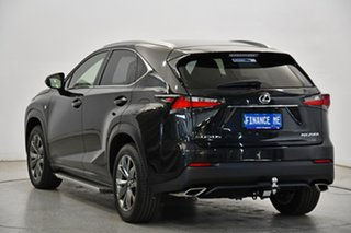 2017 Lexus NX AGZ15R NX200t AWD F Sport Graphite Black 6 Speed Sports Automatic Wagon