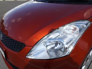 2013 Suzuki Swift FZ GL 4 Speed Automatic Hatchback