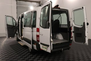 2017 Mercedes-Benz Sprinter NCV3 313CDI Low Roof MWB 7G-Tronic Transfer White 7 speed Automatic Bus