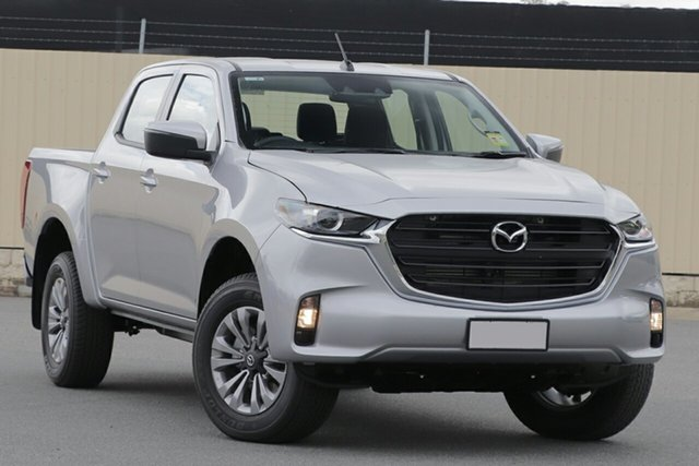 New Mazda BT-50 TFS40J XT Glendale, 2020 Mazda BT-50 TFS40J XT Concrete Grey 6 Speed Sports Automatic Utility