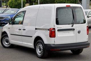 2020 Volkswagen Caddy 2KN MY20 TDI250 SWB DSG White 6 Speed Sports Automatic Dual Clutch Van.