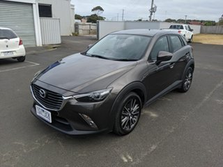 2016 Mazda CX-3 DK2W7A sTouring SKYACTIV-Drive Titanium 6 Speed Sports Automatic Wagon