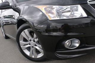 2014 Holden Cruze JH Series II MY14 SRi Phantom Black 6 Speed Sports Automatic Hatchback.