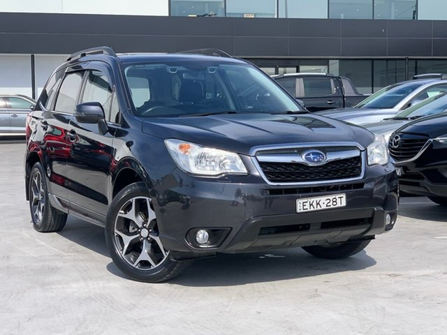Used Subaru Forester S4 MY13 2.5i-L Lineartronic AWD Liverpool, 2013 Subaru Forester S4 MY13 2.5i-L Lineartronic AWD Grey 6 Speed Constant Variable Wagon