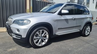2009 BMW X5 E70 MY09 xDrive 35D Quartz Silver 6 Speed Auto Steptronic Wagon