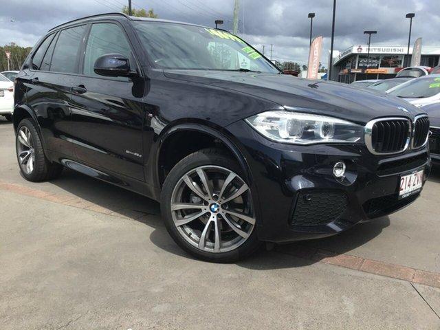 Used BMW X5 F15 sDrive25d, 2016 BMW X5 F15 sDrive25d Blue 8 Speed Automatic Wagon