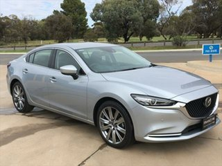 2020 Mazda 6 GL1033 GT SKYACTIV-Drive Sonic Silver 6 Speed Sports Automatic Sedan.