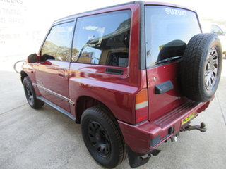 1996 Suzuki Vitara SE416C Type4 JX Red 5 Speed Manual Sedan