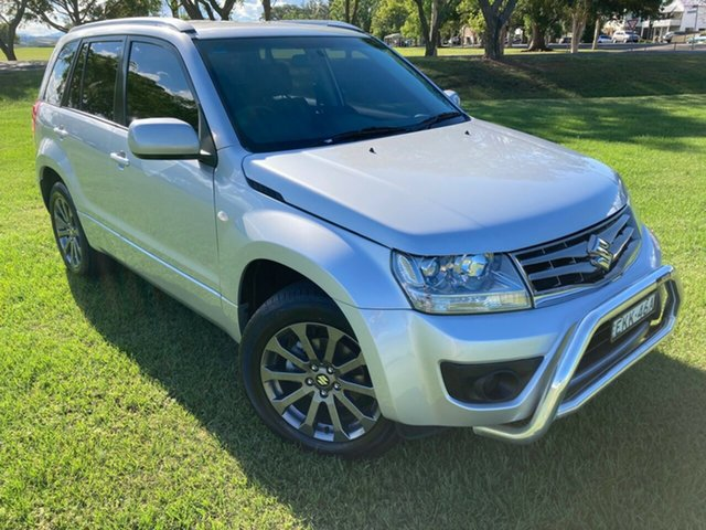 Pre-Owned Suzuki Grand Vitara JB Navigator 2WD South Grafton, 2016 Suzuki Grand Vitara JB Navigator 2WD Silver 4 Speed Automatic Wagon