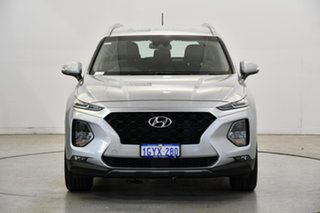 2020 Hyundai Santa Fe TM.2 MY20 Active Typhoon Silver 8 Speed Sports Automatic Wagon.