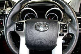 2017 Toyota Landcruiser Prado GDJ150R MY16 VX (4x4) Graphite 6 Speed Automatic Wagon