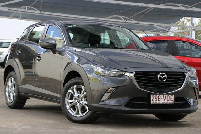 Used Mazda CX-3 DK2W7A Maxx SKYACTIV-Drive, 2015 Mazda CX-3 DK2W7A Maxx SKYACTIV-Drive Meteor Grey 6 Speed Sports Automatic Wagon