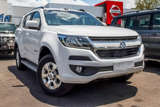 Used Holden Trailblazer RG MY19 LT, 2019 Holden Trailblazer RG MY19 LT White 6 Speed Sports Automatic Wagon