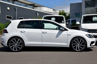 2020 Volkswagen Golf 7.5 MY20 R DSG 4MOTION White 7 Speed Sports Automatic Dual Clutch Hatchback.