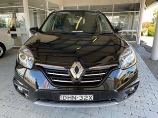 2015 Renault Koleos Expression Black Manual Wagon.