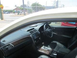 2014 Toyota Aurion GSV50R Presara White 6 Speed Automatic Sedan