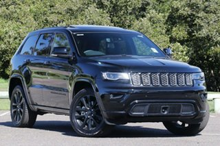 2020 Jeep Grand Cherokee WK MY20 Night Eagle Diamond Black Crystal 8 Speed Sports Automatic Wagon.