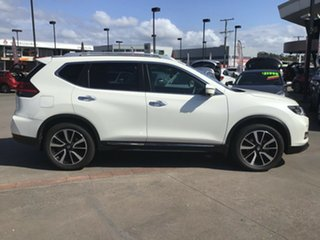 2019 Nissan X-Trail T32 Series II Ti X-tronic 4WD Ivory Pearl 7 Speed Constant Variable Wagon
