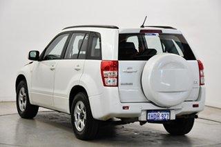 2013 Suzuki Grand Vitara JB MY13 Urban 2WD White 4 Speed Automatic Wagon