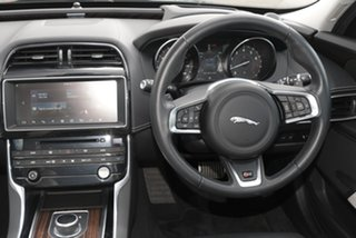2016 Jaguar XE X760 MY17 S Green 8 Speed Sports Automatic Sedan