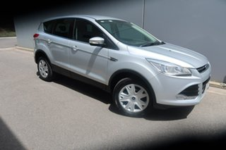 2015 Ford Kuga TF MY15 Ambiente 2WD Silver 6 Speed Sports Automatic Wagon.
