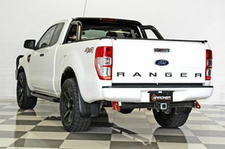2015 Ford Ranger PX MkII XL 3.2 (4x4) White 6 Speed Manual Super Cab Chassis