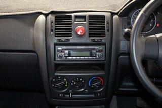 2008 Hyundai Getz TB Upgrade SX Blue 4 Speed Automatic Hatchback