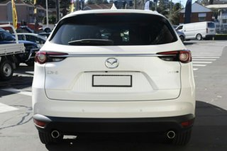 2020 Mazda CX-8 KG4W2A GT SKYACTIV-Drive i-ACTIV AWD White 6 Speed Sports Automatic Wagon