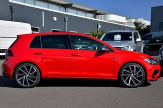 2020 Volkswagen Golf 7.5 MY20 R DSG 4MOTION Red 7 Speed Sports Automatic Dual Clutch Hatchback.