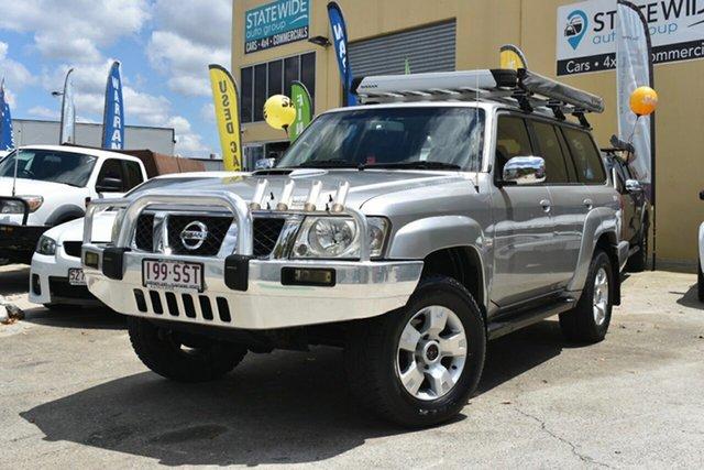 Used Nissan Patrol GU IV ST (4x4) Capalaba, 2006 Nissan Patrol GU IV ST (4x4) Silver 5 Speed Manual Wagon